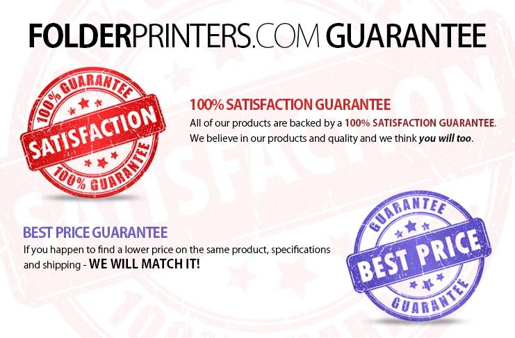 Folder Printers Guarantee